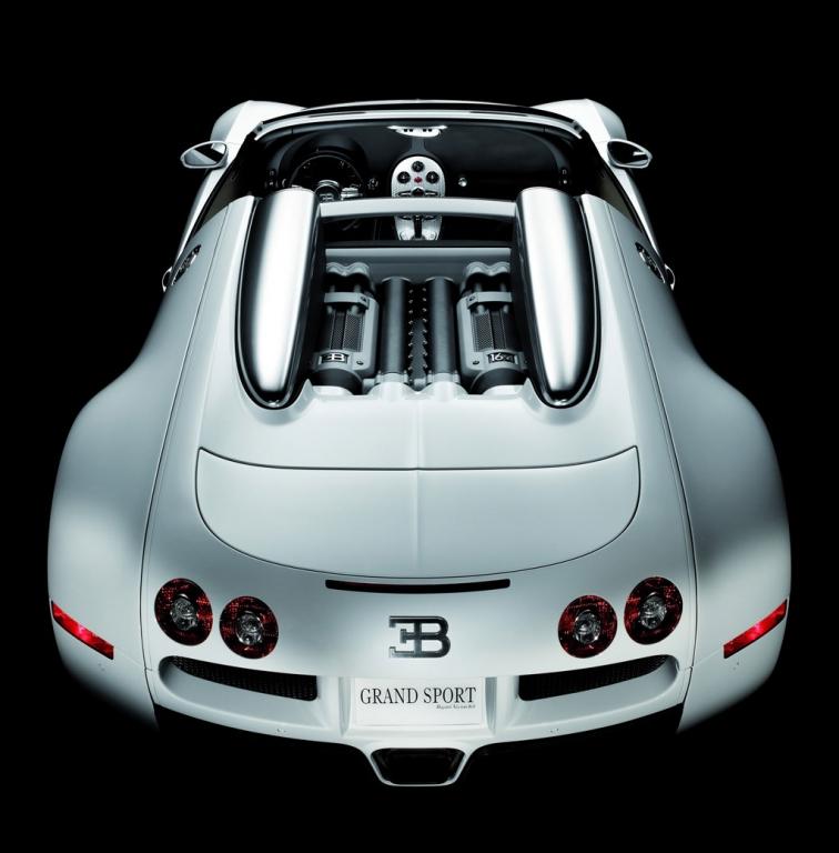 Bugatti präsentiert Veyron 16.4 Cabriolet