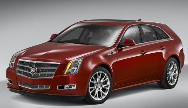 Cadillac CTS Sport Wagon kommt im Sommer 2009