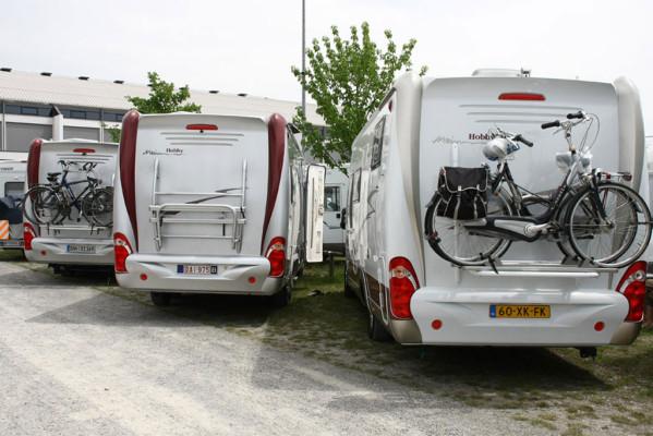 Caravan Salon 2008 - Caravans: Frisches Design für die Familie Teil 2