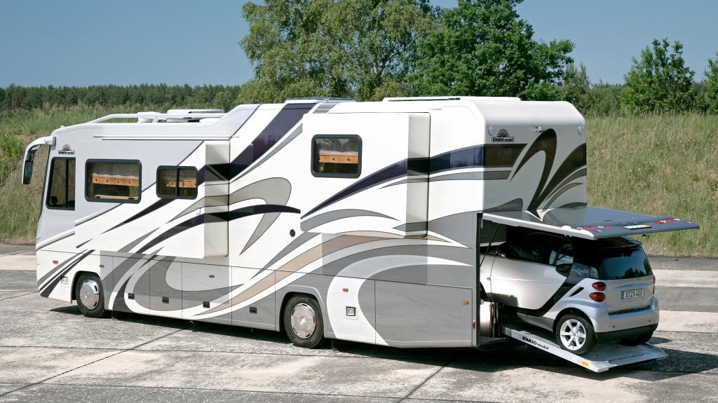Caravan-Salon: Kompakte, Allradler und Luxusmobile sollen die Kaufllust wecken