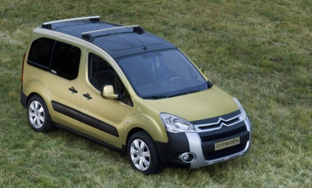 Citroën mit eigenem Stand auf dem Caravan-Salon