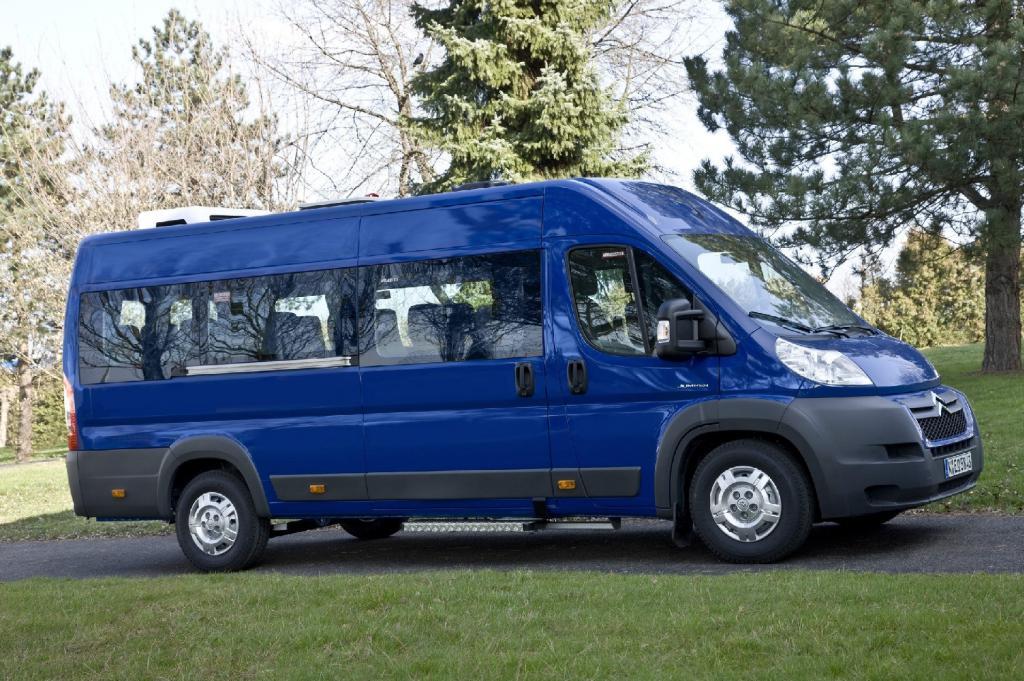 Citroen Jumper als Mini-Bus