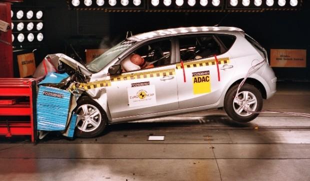 Crashtest: Euro NCAP kündigt neues Bewertungssystem an