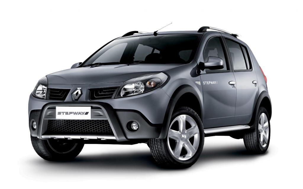 Dacia-SUV: Sandero Stepway für Südamerika