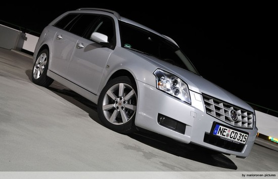 Der Ami aus Schweden | Cadillac BLS Wagon 1,9 TiD