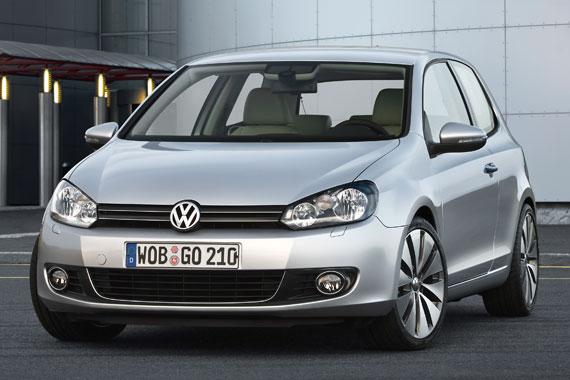 Der neue VW Golf VI ist da!