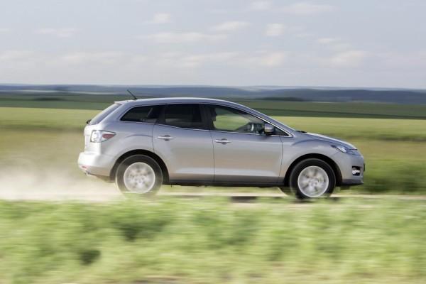 Dieselmotor für den Mazda CX-7