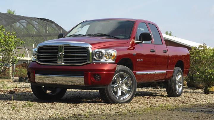 Dodge Ram - Durstiger Widder für Pick-up-Fans