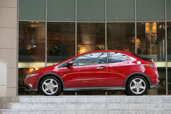 Fahrbericht Honda Civic 1.8 Executive: ''Spacig'' auf der Straße