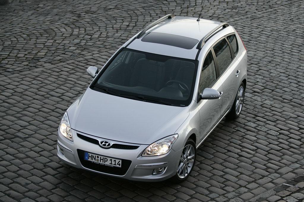 Fahrbericht Hyundai i30cw 1.6 CRDi Comfort: Mehr Platz für Gepäck und Beine