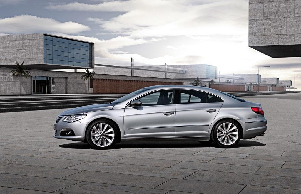 Fahrbericht Volkswagen Passat CC 1.8 TSI: Im Schönheitswettbewerb ganz vorn