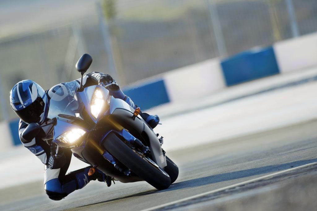 Fahrbericht Yamaha YZF-R6: Supersport plus