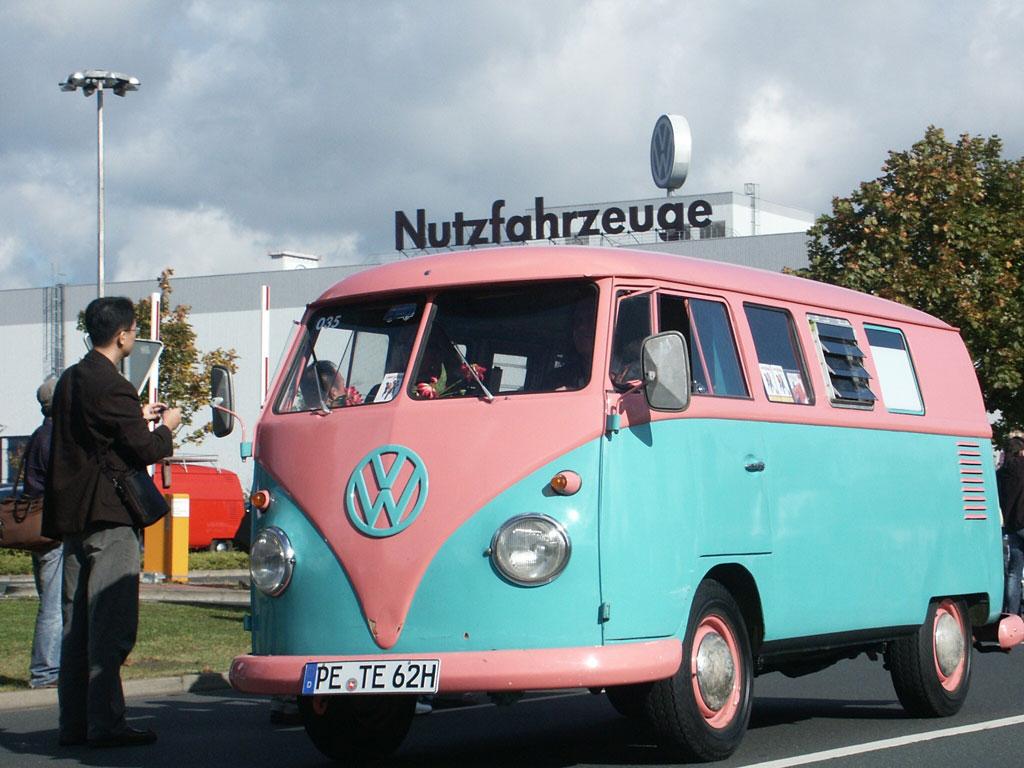 Fanseite VW-Bulli.de feiert Geburtstag