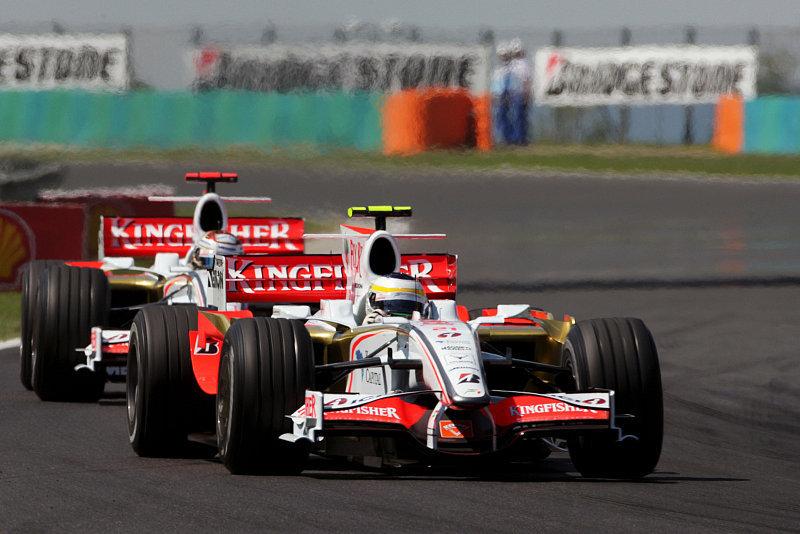 Force India weiter selbstbewusst: Die Williams-Jäger