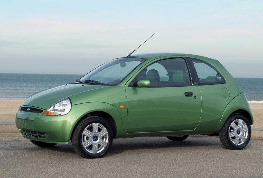 Ford Ka: Der ''Alte'' wird vom Neuen abgelöst