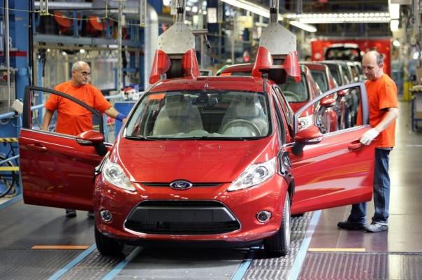 Ford nimmt Fiesta-Produktion auf
