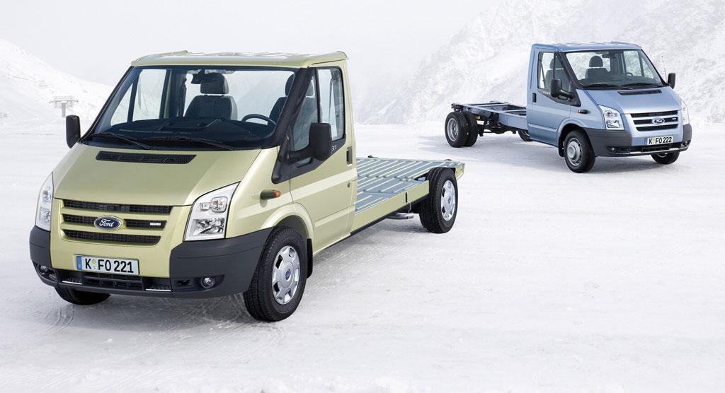 Ford steigert Fahrgestell-Absatz für Wohnmobile