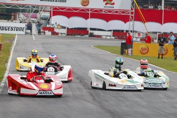 Großer Zulauf zum Massa-Kartrennen: Schumacher und andere große Namen