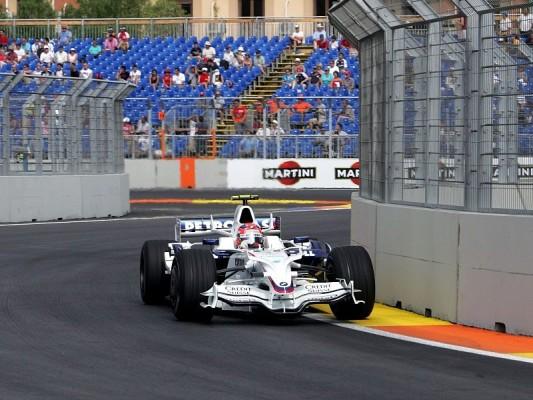 Gute Ausgangslage für Kubica: Noch Rückstand auf die Spitze