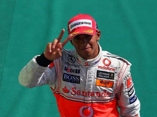 Hamilton konnte beinahe nicht fahren: Trotz Grippe und Krämpfen ein gutes Ergebnis