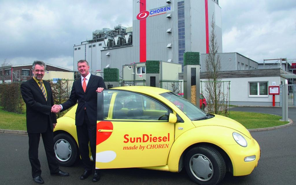 Hintergrund: Nur Biokraftstoffe der 2. Generation sind sinnvoll