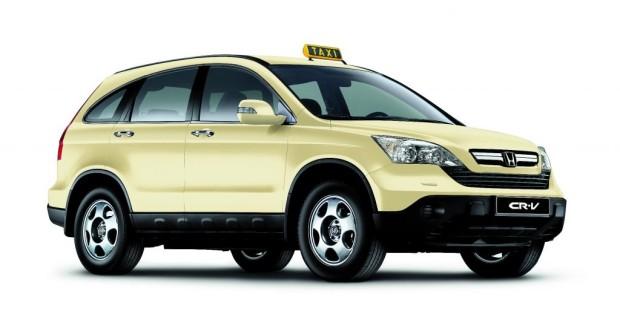 Honda CR-V 2.2 i-CTDi als Taxi-Spezialangebot
