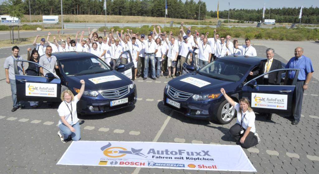 """Honda unterstützt ADAC-Suche nach dem """"AutoFuxX 2008"""""""