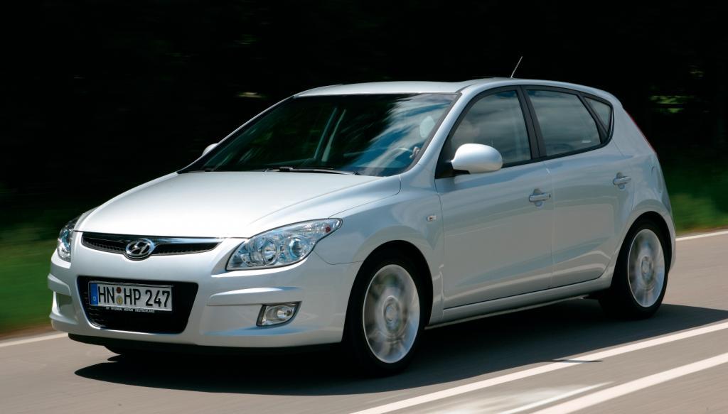 Hyundai i30 bald aus europäischer Produktion