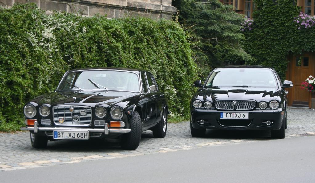 Jaguar feiert 40 Jahre XJ