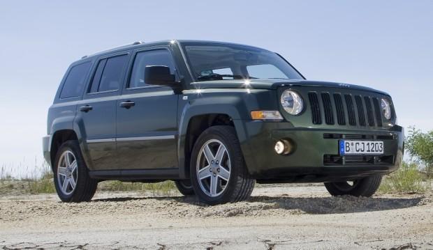 Jeep bietet Patriot mit Autogas
