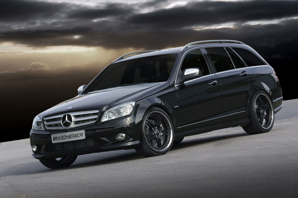 Kicherer C 320 CDI 4 Matic: Kompakter Luxus Sportler