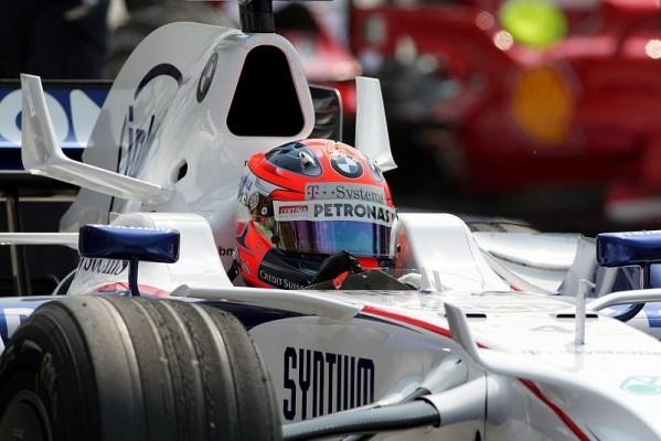 Kubica sieht schlechten Trend: Bedingungen wie 2007