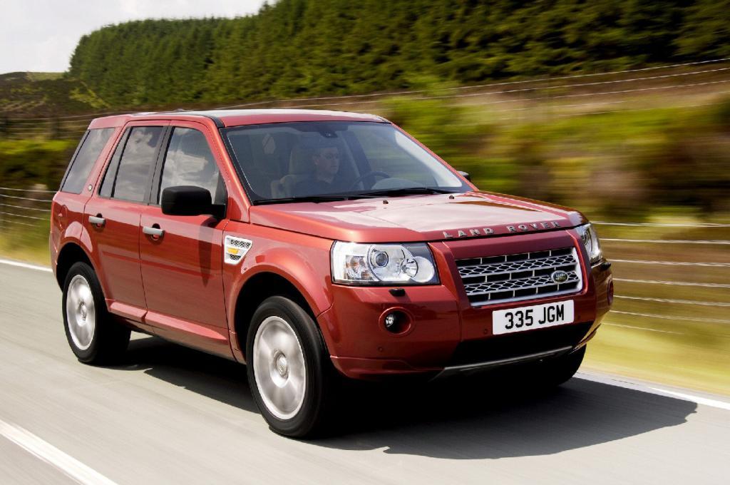 Land Rover Freelander: Der kleine Lord