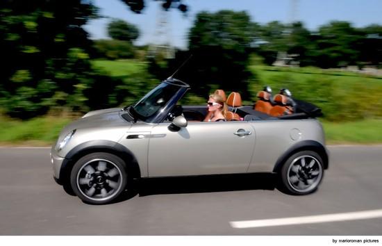 Lizenz zum Spaßhaben | Mini Cooper Cabriolet
