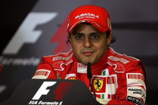 Massa denkt an Motor-Joker: Auge in Auge mit dem Problem