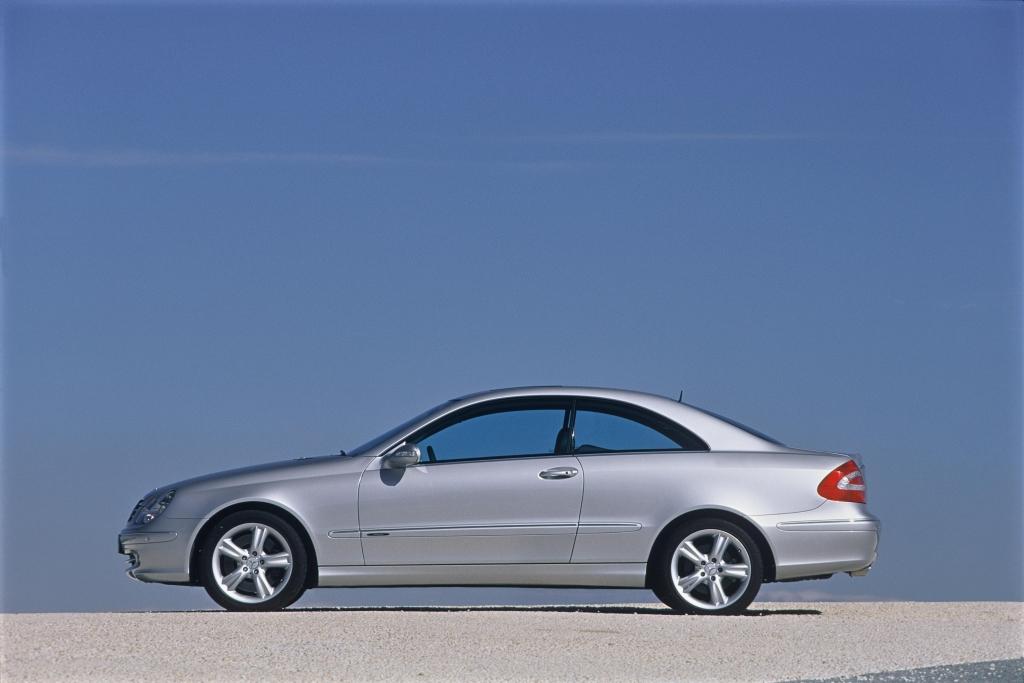 Mercedes-Benz CLK 500 Avantgarde