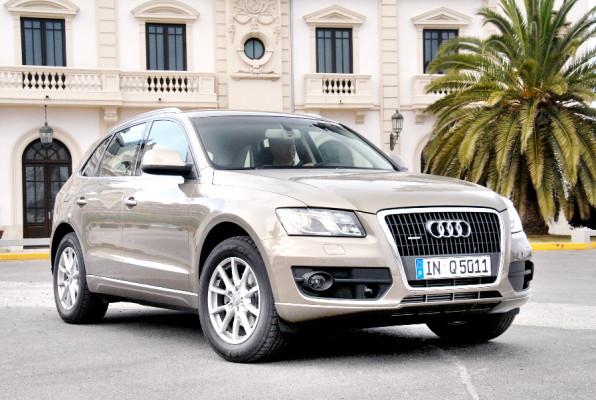 Mit dem Audi der Wahl zum Sportwagentraining oder durch Winterlandschaften