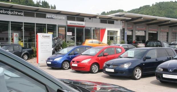 Mitsubishi stärkt das Gebrauchtwagengeschäft