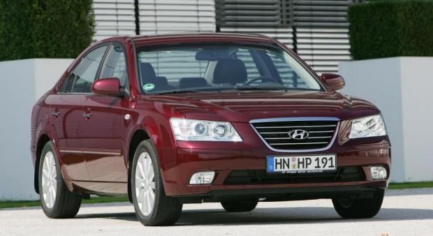 Modifikationen für den Hyundai Sonata