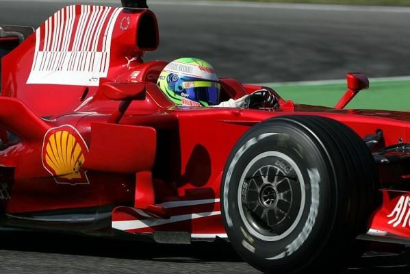Monza, Tag 1: Massa fährt Bestzeit