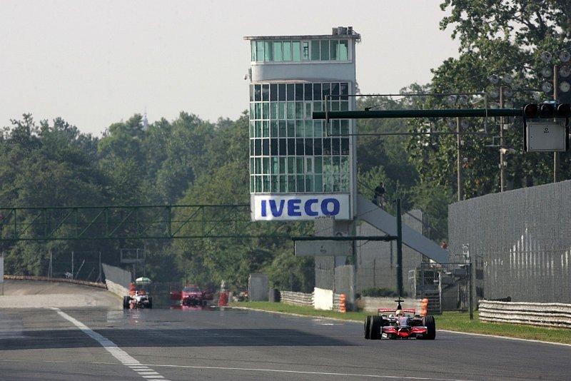 Monza, Tag 3: Hamilton mit Bestzeit