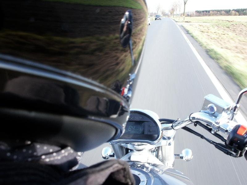 Motorradmarkt im Aufwärtstrend