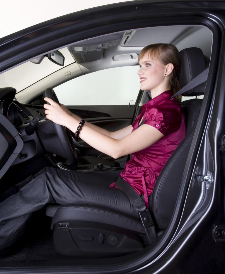 Opel Workshop ''Gesund sitzen im Auto'': Der Sitz als verbindendes Element