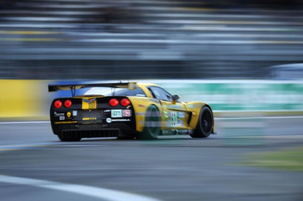 Osram Joule-System besteht Härtetest bei den 24 Stunden von Le Mans