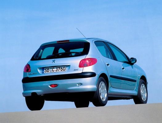 Peugeot 206 Petit Filou