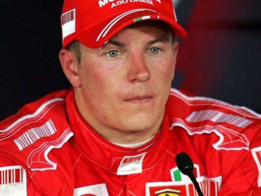 Räikkönen will nur gewinnen: Ungebrochener Siegeswille