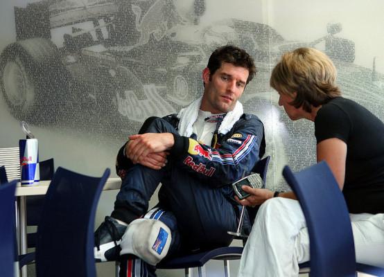 Red Bull jagt Platz vier: Webber sieht nur geringe Chancen