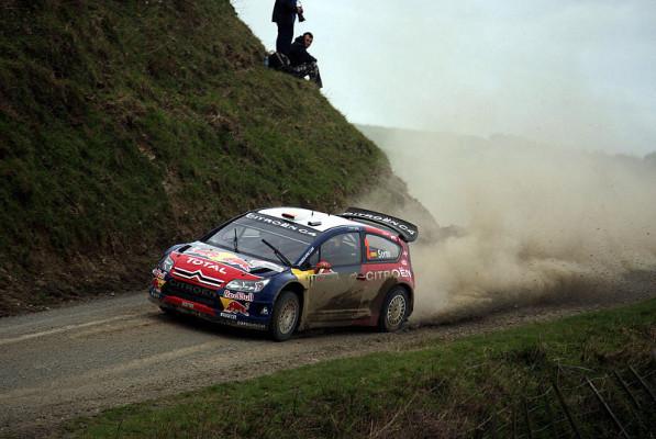 Sébastien Loeb gewinnt Rallye Neuseeland: Loeb feiert Hattrick