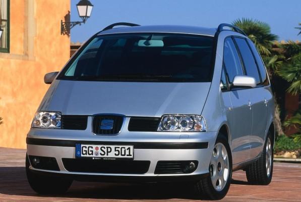 Seat präsentiert Alhambra Ecomotive
