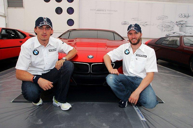 Stuck rät BMW zu Alonso & Kubica: Kein Vollgastier